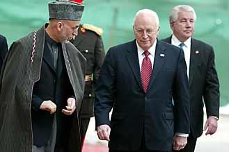 Dick Cheney y lugar de nacimiento